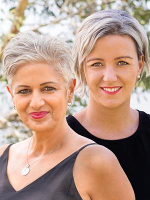 Stacey Hitch & Georgina Solomou