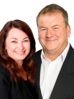 Paul and Danuta Williams