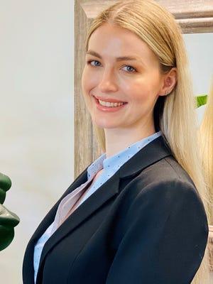 Katharine Wearing