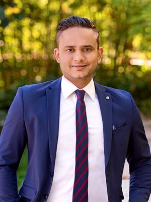 Shane Shaikh
