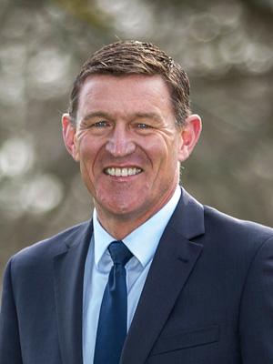 Antony Woodley