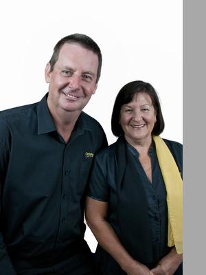 Ivan & Robyn Burdett