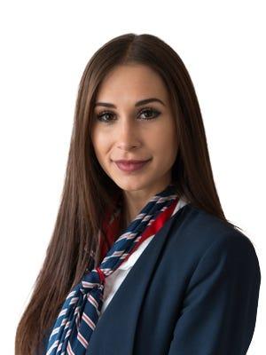 Olivia Gazdovic