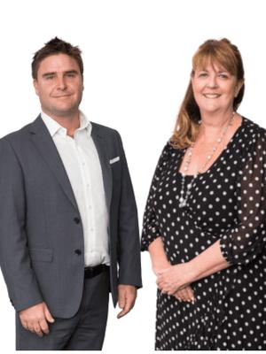 James Massey and Paula Creagh