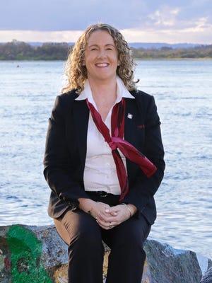 Christine Dickinson
