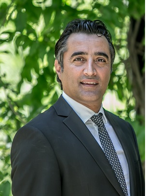 Fred Javid (Forouhar Javidi Sharifi)
