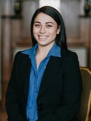 Kylie Tschabotar