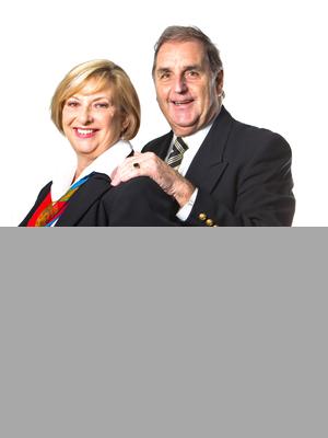 John and Jill Lloyd-Pugh