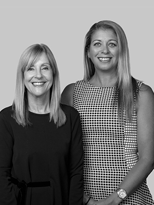 Beaufort Team - Pam & Jodi