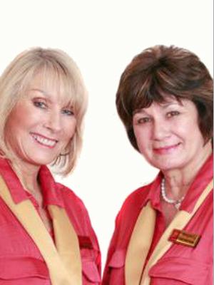 Margarita Bianco & Sue Ellis