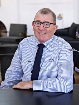 Ross Woodham