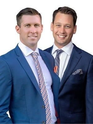 Fraser Evans & Ryan Evans