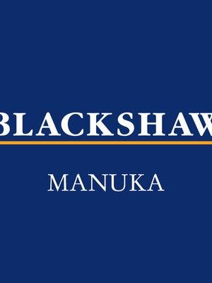 Blackshaw Manuka
