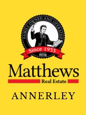 Matthews Reception
