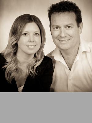 Mike Dobbin & Zoe Ball