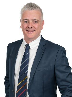 Paul Woodall
