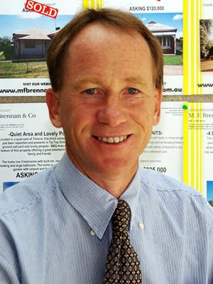 Terry O'Rafferty