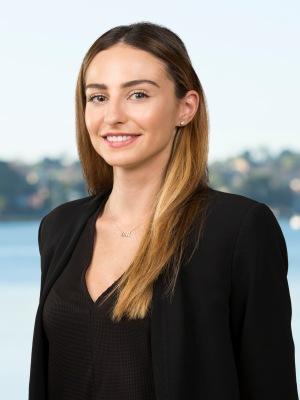 Olivia Touma
