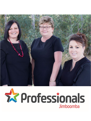 Professionals Jimboomba Sales Team