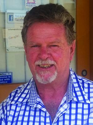 Bruce McGregor