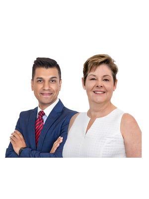 Kathy Phegan & Saurabh Kaushik