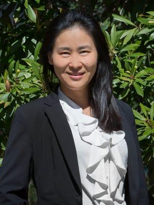 Rebecca Mou