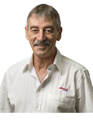 Ron (Mussy) Shaw from Alliance Realty - Larrakeyah