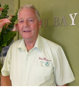 Dudley Bacon from Emu Bay Realty - Burnie