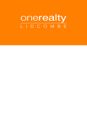 Lease Enquiry from One Realty - Lidcombe