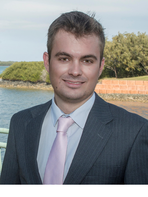 Kyle Miller from Island Realty - Paradise Point