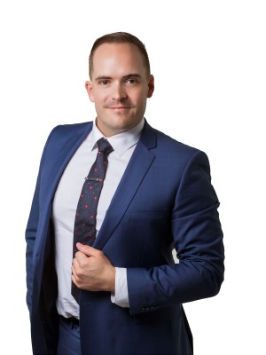 Brendan Walker from Wilson Agents - ST KILDA