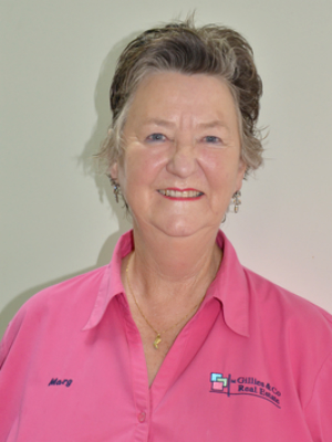 Margaret Gillies from M Gillies & Co Real Estate - Kerang