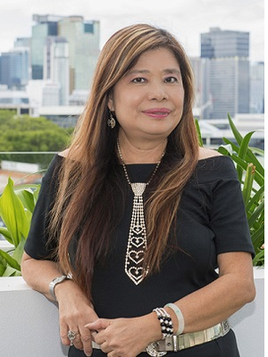 Judy Chen from Artha Property Group - Brisbane