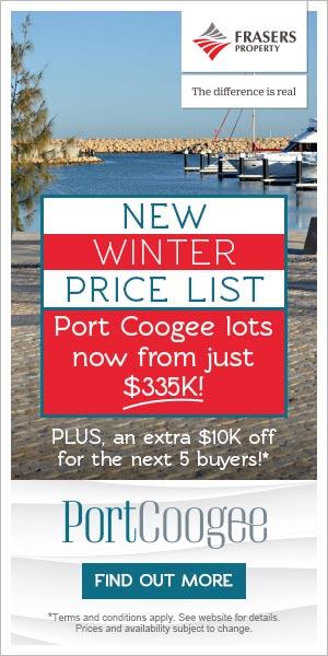 North Coogee, WA 6163