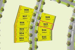 Lot 945, Gunbower Crescent, Acacia, Botanic Ridge, Vic 3977