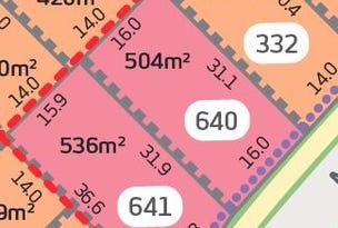 Lot 640 Melville Drive, Pimpama, Qld 4209