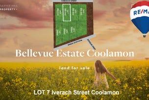Lot 7 Iverach Street, Coolamon, NSW 2701