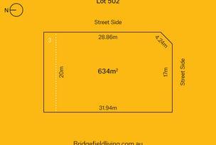 Lot 502, Bridgefield, Rockbank, Vic 3335