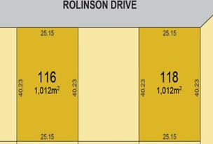 Lot 116, 11 Rolinson Drive, Kalannie, WA 6468