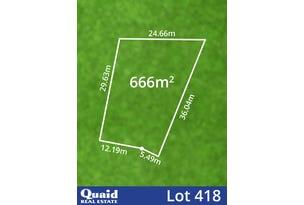Lot 418, 42 Muirhead Street, Gordonvale, Qld 4865
