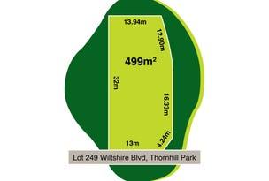 Lot 249, Wiltshire Boulevard, Rockbank, Vic 3335