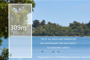Proposed Lot 4/191 Rothesay Crescent, Australind, WA 6233