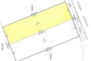 Lot 2 of 15 Danby Ave, Windsor Gardens, SA 5087