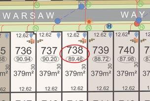 Lot 738, Warsaw Way, Hocking, WA 6065