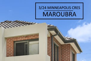 3/24 Minneapolis Crescent, Maroubra, NSW 2035