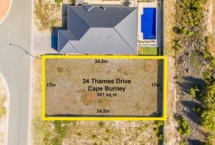 34 Thames Drive, Cape Burney, WA 6532