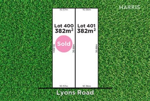 Lot 401 Lyons Street, Brooklyn Park, SA 5032