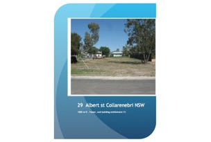29 Albert st, Collarenebri, NSW 2833
