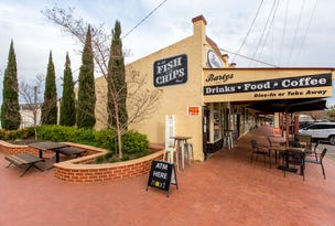 - Bartys Cafe, Coolamon, NSW 2701