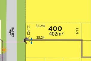 Lot 400 Basset Way, Southern River, Southern River, WA 6110